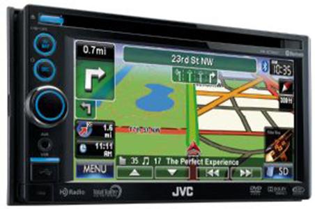 KW-NT30HD JVC