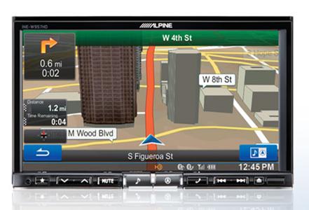 Navigation System INE-W957HD